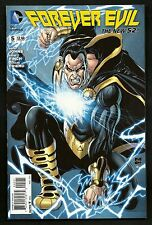 Forever Evil 5 & Justice League of America 7.3 7.4 (Lot of 3) Variant Black Adam