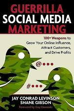 Guerrilla Social Media Marketing 100+ Weapons Grow Your Online Juice Plus NEW