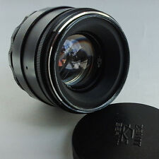Helios 44-2 Russian Portrait Camera Lens f2 58mm Soviet SLR M42 Mount USSR