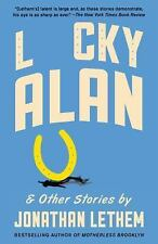 Lucky Alan: and Other Stories Vintage Contemporaries