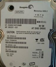 ST980829A 9AH433-020 FW:3.05 80gb IDE Laptop Drive Seagate