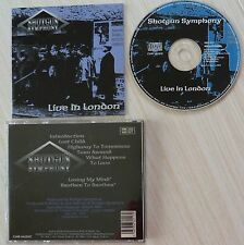 CD SHOTGUN SYMPHONY LIVE IN LONDON 8 TITRES 1995 MADE IN FRANCE