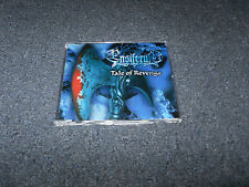 ENSIFERUM - Tale of Revenge Rare CD Single 2004 Spinefarm SPI198CD