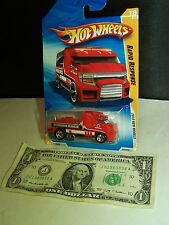 Hot Wheels - Red  Rapid Response - #18 New Models - 2010