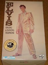 ELVIS PRESLEY SINGING AND DANCING TELEPHONE SPECIAL COMMEMORATIVE EDITION IN BOX