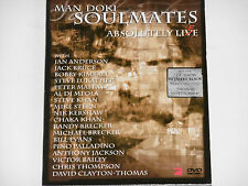 Man Doki - Soulmates Absolutely Live (Ian Anderson, Bill Evans...) DVD + CD