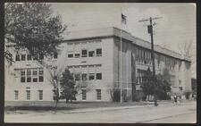 Postcard CAPE MAY COURT HOUSE New Jersey/NJ  Middle Township High School 1950's