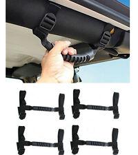 4x Grab Handles Grip Handle For Jeep Wrangler JK & Unlimited 2/4 Door 1995-2016