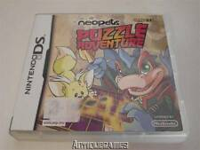 Neopets Puzzle Adventure Nintendo DS 3DS Game Preloved*