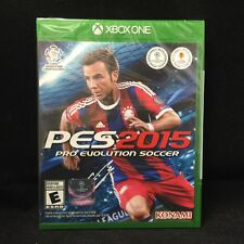 Pro Evolution Soccer 2015 PES 2015  (Microsoft Xbox One, 2014) In Stock !!