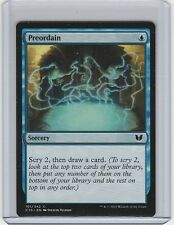 Preordain - Commander 2015. MTG Pack Fresh!