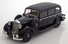 1937 Mercedes Benz 260D Black Color by BoS Models LE of 1000 1/18 Scale. New!