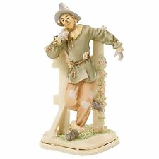 Lenox The Wizard of Oz Scarecrow Figurine Leaning On Fence Post COA NEW IN BOX