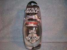 Swamp Speeder Titanium Series Die-Cast Star Wars 2005 Hasbro Micro Machines