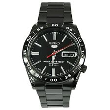 New Seiko 5 Automatic Day Date Men's Watch SNKE03J1