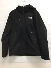 Used The North Face Men's Apex Elevation Insulated Jacket Black SZ Med (ah)