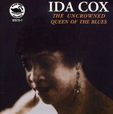 Uncrowned Queen Of Blues - Ida Cox (1996, CD NIEUW)
