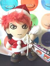 MSG X JAPAN HIDE plush doll X'mas santa version YOSHIKI TOSHI PATA HEATH