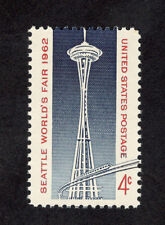1196 Seattle World's Fair US Single Mint/nh (Free shipping offer)