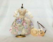 """Barbie Doll Maria """"Sound of Music """" Outfit Set"""