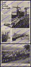 Trotha Stapellauf Panzerschiffe Reichsmarine Wilhelmshaven Bündische Jugend 1932