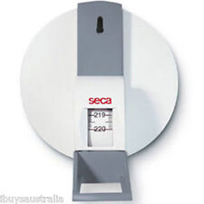 Seca Wall Mounted Roll-Up Height Measurer / Stadiometer 0-220cm Range SE206