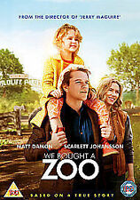 We Bought A Zoo (DVD, 2012) Matt Damon