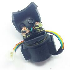 GY6 50cc 150cc Scooter Starter Solenoid Relay Chinese ATV Starter Relay Solenoid