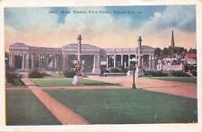 BR44246 Greek theatre civic center denver usa