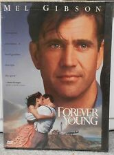 Forever Young (DVD 1999) RARE MEL GIBSON JAMIE LEE CURTIS ROMANTIC FILM 1992 NEW