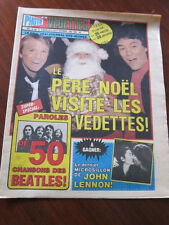 Montreal Vedettes 12/21/80 John Lennon dies Beatles