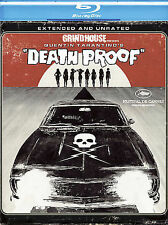 Death Proof (Extended and Unrated Edition) *New Blu-ray*