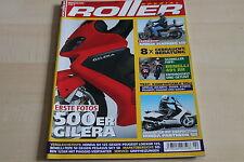 152954) Aprilia Scarabeo 500 Fahrbericht - Roller 02/2003