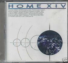 HOME - XIV 13 Track  Original Issue CD 1999 COOKCD197  NEW