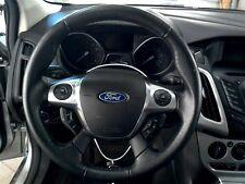 Leather Steering Wheel 2012 Focus Sku#1932280