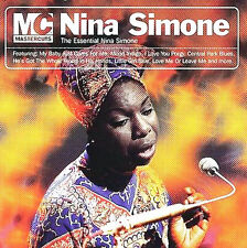 NINA SIMONE MASTERCUTS PRESENTS CD Album MINT/MINT/MINT.