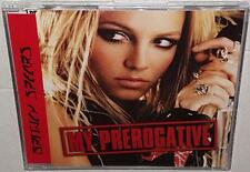 BRITNEY SPEARS MY PREROGATIVE (2004) BRAND NEW SEALED AUSTRALIAN CD SINGLE