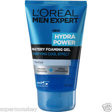 L'OREAL MEN EXPERT HYDRA POWER WATERY FOAMING GEL 100ml