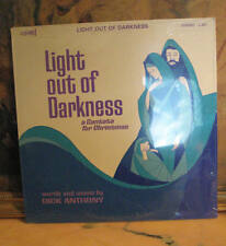 LIGHT OUT OF DARKNESS: CHRISTMAS CANTATA SEALED CHRISTIAN CONCEPT ALBUM XIAN