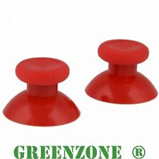 GREENZONE ® 2 Analog Thumbstick Thumbsticks for Xbox One 1 Controller Red