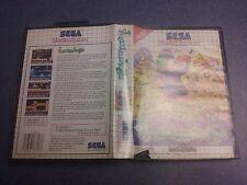 Lemmings Sega Master System Complete