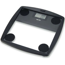 Tanita Digital Glass Bathroom Scales HD-355 in Black Brand New In Box Model 355