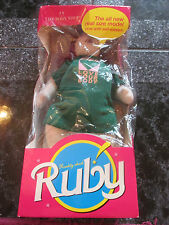 COLLECTABLE THE BODY SHOP DOLL REALITY CHECK RUBY