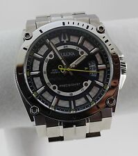 "Bulova Precisionist Wrist Watch for Men - ""The World's Most Accurate Watch"""