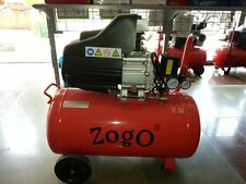 Zogo 50L Air Compressor For all Pneumatic tools, car, furniture, Painting-