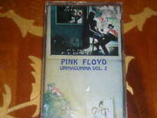 PINK FLOYD UMMAGUMMA TURKISH 1986 LICENSE CLEAR CASSETTE CLOSED LABEL MC TURKEY
