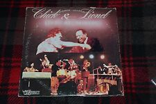 Chick & Lionel~Live At Midemo~Who's Who In Jazz WW LP21016~FAST SHIPPING