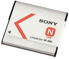 Genuine Sony NP-BN1 Li-Ion Rechargeable Battery Cyber-Shot DSC-WX150 WX50 W620
