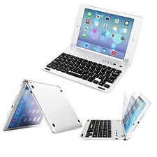 NEW BOXED TECKNET X372 BLUETOOTH KEYBOARD FOR IPAD MINI 1 2 3 SILVER