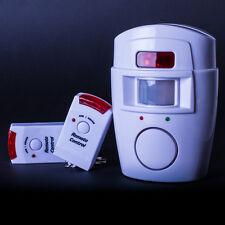 Sensore Impianto Di Allarme Sicurezza Sistema Porta Motion Detector Radio Sirena